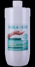 Zobrazit detail - SAELA - DEZI - dezinfekce na ruce - 1000 ml náhradní obal
