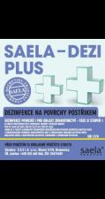 Zobrazit detail - SAELA - DEZI PLUS - dezinfekce na povrchy - 1000 ml náhradní obal